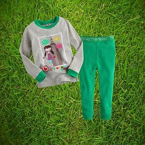 "2pcs Vaenait Baby Toddler Kids Clothes Sleepwear Pajama Set""New York Girl"" 2 3Y"