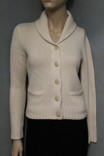 Ralph Lauren Wool Cashmere Cardigan Sweatercoat Sweater s P Small Petite