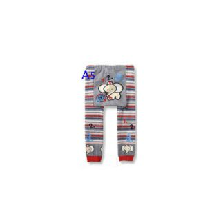 Baby Boys Girls Toddler Animal PP Pants Leggings Tights Leg Warmers Socks Unisex