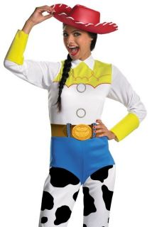 Disney's Toy Story Adult Jessie Women's Costume s 4 6 M 8 10 L 12 14 Fast