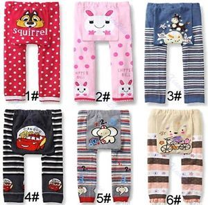 New Cute Toddler Girl Boy Baby Infant Clothes Leggings Tights Leg Warmers Unisex
