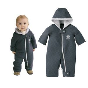 0 18M Baby Boy Girl Winter Must Have Item Clothes Warm Snowsuit with Hoodies