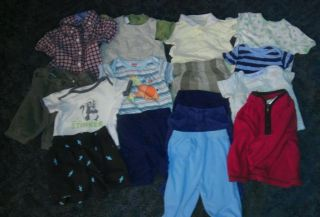 Super Lot Baby Boy Clothes 6 9 Months Excellent Condition