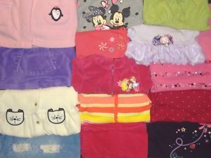 24 Piece Lot Baby Girl Clothes Fall Winter Outfits 18 24 Months
