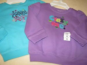 Jumping Beans Infant Clothing Toddler Clothes Sweatshirt Top Shirt