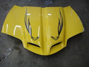 98 02 Firebird Trans Am WS6 Collector Edition RAM Air Hood