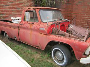 1966 Chevy Pickup Truck for Parts