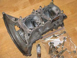 Polaris Indy Trail Engine Crank Cases 488 Fan