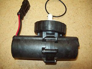 Replacement Electric Fuel Pump Ford New Holland 6610s 6810s 5610s 8260 8360