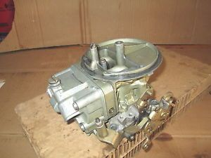 Holley Carburetor List 4412 Carb 500 CFM 2 Barrel Race Street Milled