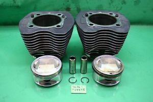 Harley Davidson Twin Cam 88CI Engine 95CI Big Bore Kit Cylinder Jugs Pistons
