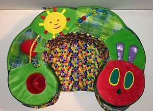 Eric Carle Very Hungry Caterpillar Baby Activity Pillow Seat
