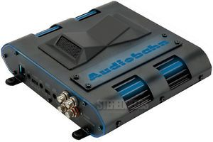 New Audiobahn AMA12002H 1200 Watt 2 1 Channel Amp Car Subwoofer Sub Amplifier