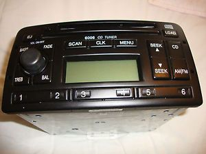 Ford Focus 6 CD Disc Player Changer Radio