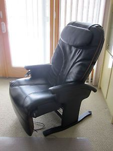 Leather Pro Form Shiatsu Restoration 3100 Full Body Massage Chair Recliner $1200