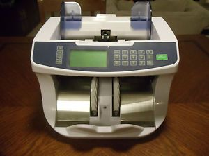 Bank Grade Heavy Duty Commercial Money Counter with Counterfeit Detection