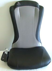 Human Touch Robotic Back Massage Roller Heated Chair Pad