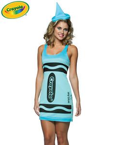 Womens Halloween Costumes Crayon