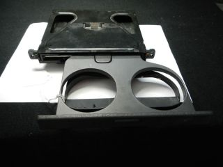Subaru Legacy Outback in 95 97 Dash Double Dual Front Cup Holder