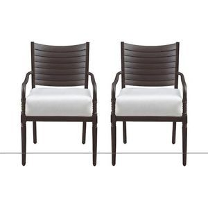 Hampton Bay Madison Patio Dining Chairs