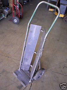 Welding Bottle Gas Tank Handtruck Hand Truck Cart Dolly