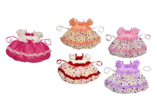 Baby Infants Newborn Girls Sweet Wedding Party Dress Pink Flower Cute Sweet HOT2