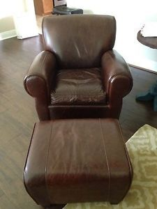 Pottery Barn Manhattan Club Chair