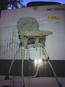 Cosco Kenya Collection Slim Fold High Chair HC185AKS NIB