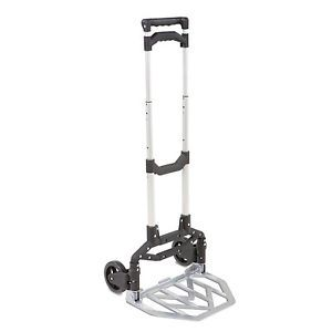 New Folding Dolly Hand Truck Wheels Cart Utility Heavy Duty Lightweight