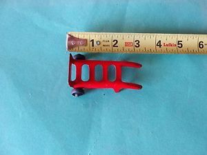 Vintage Wyandotte Marx Hand Truck Dolly Red Original XLNT
