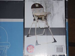 Brand New Cosco Slim Fold High Chair HC186BGT Ships Fast