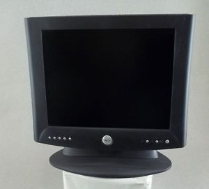 "Dell 1702FP UltraSharp 17"" Flat Panel LCD Computer Monitor VGA DVI Free SHIP"