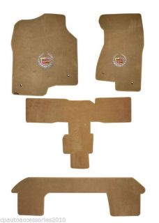 2003 2004 2005 2006 Cadillac Escalade ESV 4pc Floor Mat Set Ultimat