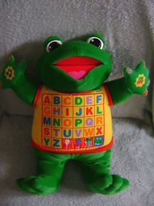 Leap Frog Phonics ABC Talking Educational Doll Plays