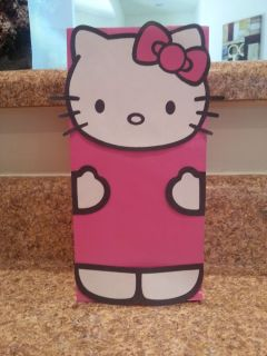 10 Hello Kitty Goodie Bags Party Bags Candy Bags