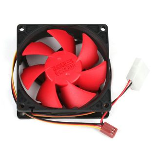 8cm Computer PC Cool Cooler Cooling Quiet Fan Heatsink