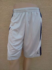 Nike Jordan Gray Men's Basketball Shorts Size M