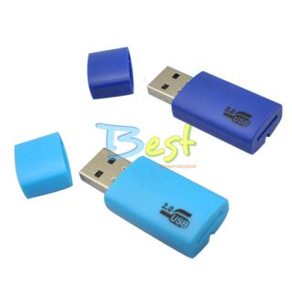 USB T Flash Micro SD TF Memory Card Reader