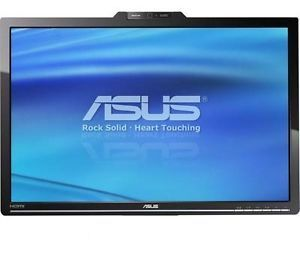 "Asus VK266H 26"" 2ms Widescreen HDMI Ascr LCD Monitor w Speakers Webcam Panel"