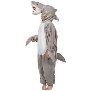 Shark Kids Sea Animal Fancy Dress Child Boys Girls Costume Outfit 3 11 Years New
