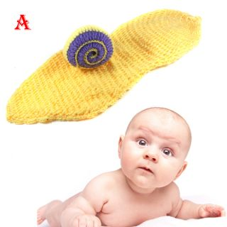 Toddler Baby Kids Photo Prop Knit Crochet Hat Cap Beanie Animal Outfits 0 12M