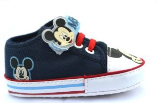 Dark Blue Tennis Infant Toddler Baby Boy Shoes Size 0 18 Months