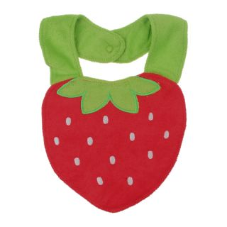 Cute Cartoon 3D Animals Soft Saliva Towel Kids Baby Lunch Teething Bibs