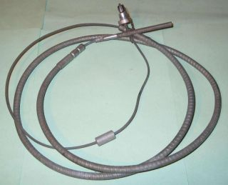 1960 Buick LeSabre Invicta New Park Brake Front Cable BX1147 1193879