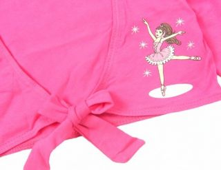 Child Girl Ballet Dance Skate Costume Sleeve Warm Scarf Top for Tutu Dress Skirt