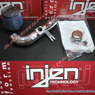"""In Stock"" Injen Carb Legal Is Short RAM Air Intake Kit 2001 2002 Corolla s 1 8L"