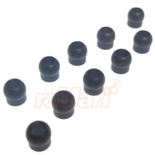 Yeah Racing Suspension Pivot Ball 10 Pcs Tamiya 3 Racing Spec R Car Kits PB 001