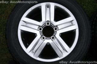 "2008 Toyota Tundra TRD 20"" Wheels Tires Sequoia Land Cruiser Lexus LX 470"