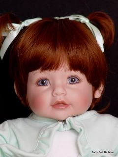 "New in Box Adora Fou Fou Fab Red Hair Blue Eyes 20"" Doll"