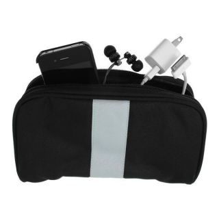 New T Mobile Universal Mobile Organizer Black Cell Phone Accessory Bag Storage